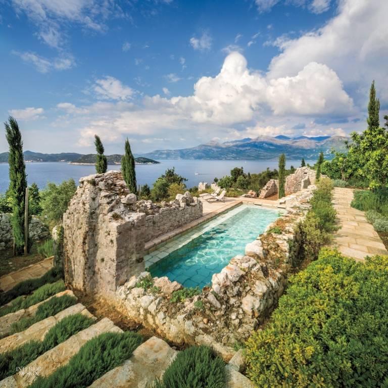 O casa in armonie cu natura, pe o insula din Marea Adriatica 1