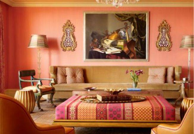 Stil marocan de design interior 1