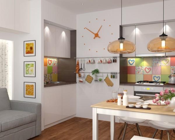 Un Decor Inedit Ntr Un Apartament De 42 Mp Concept Casa