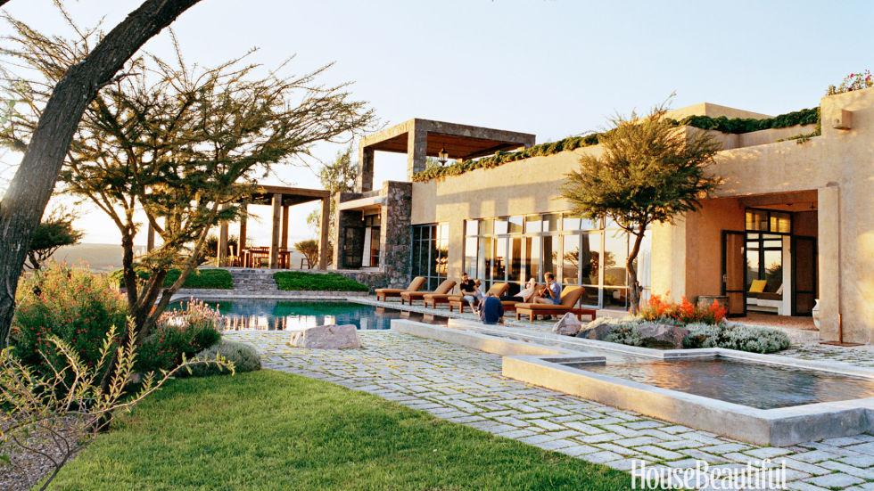 16 piscine la care vei visa cu ochii deschi i concept casa for Amenajari piscine exterioare