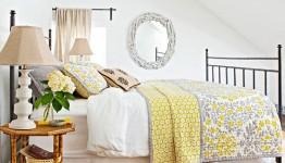 25 de combinații cromatice pentru dormitor