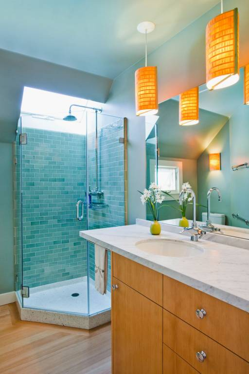 6 modalități prin care poți insera turcoazul în locuința ta (1)