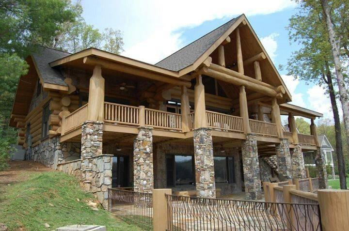 Casele de lemn (1)