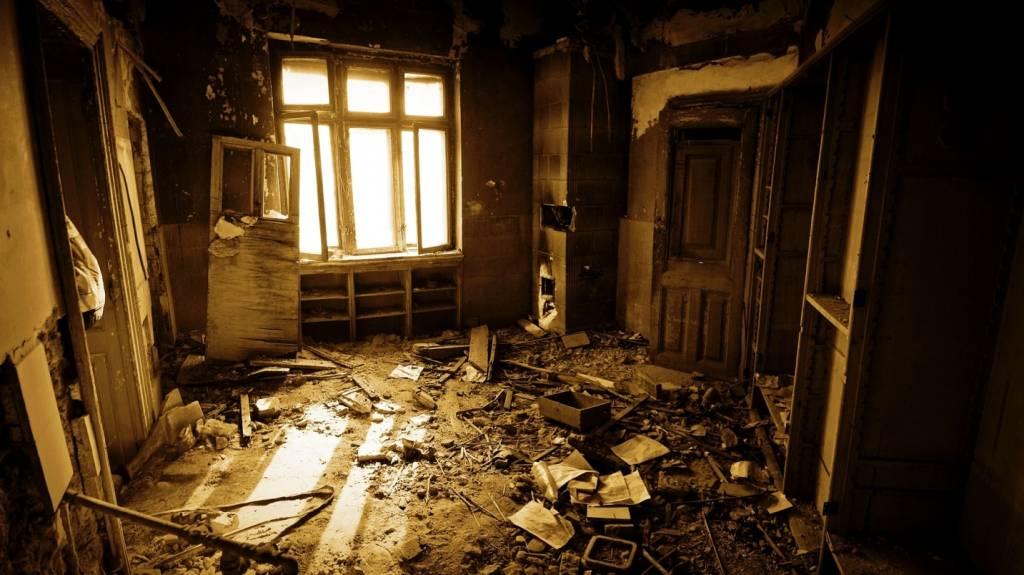 Casa Miclescu, pe vremuri locul de intalnire al familiilor instarite, lasata in paragina