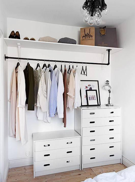 Dulapul de haine – cum să-l compartimentezi inteligent 01