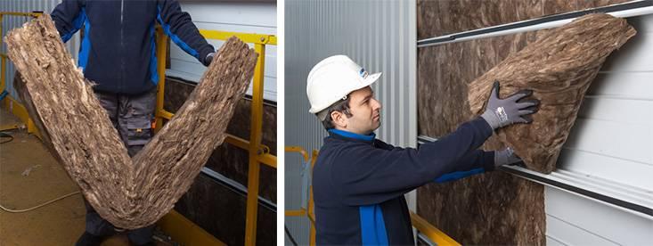Ecose, soluția ideală pentru izolarea clădirilor metalice (1)