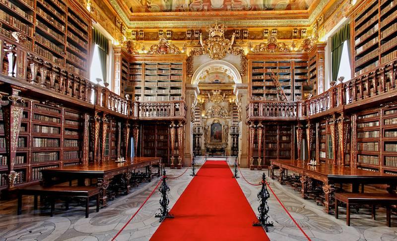 Biblioteci celebre