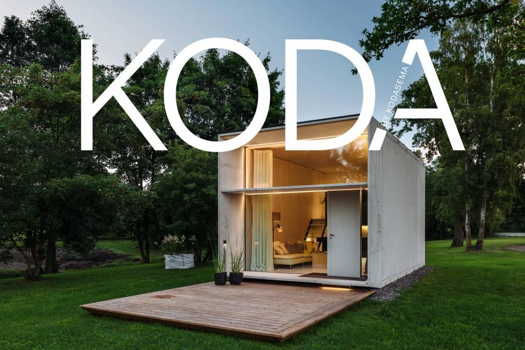 casa modulara Koda