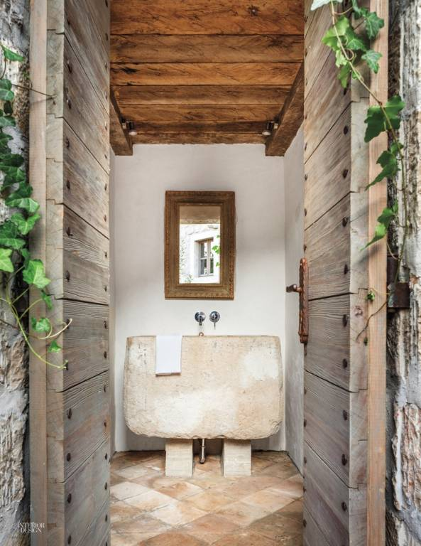 O casa in armonie cu natura, pe o insula din Marea Adriatica 10