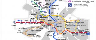 Metroul ar putea circula prin Afumati