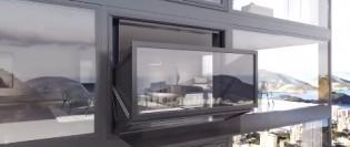 fereastra balcon