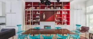 6 modalități prin care poți insera turcoazul în locuința ta