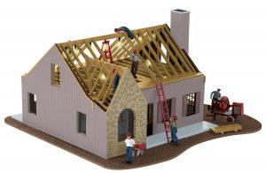 Construiești o casă Iată 10 materiale și accesorii de care ai nevoie!