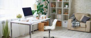 3 sfaturi pentru amenajarea unui spațiu de birou acasă